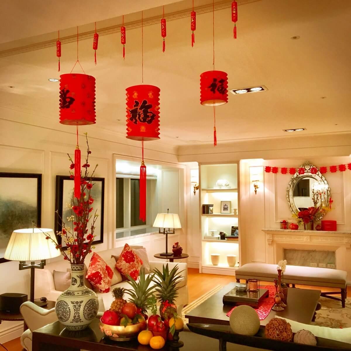 แต่งบ้านตรุษจีน