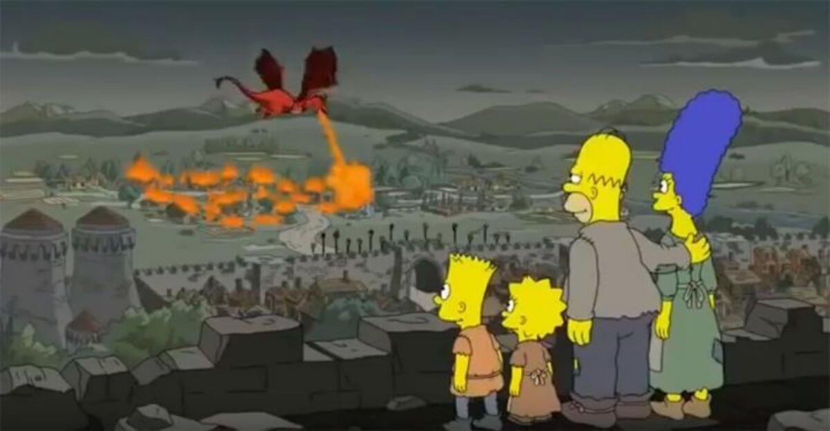 """แม่มังกรเผา King's Landing ใน """"Game Of Thrones"""""""