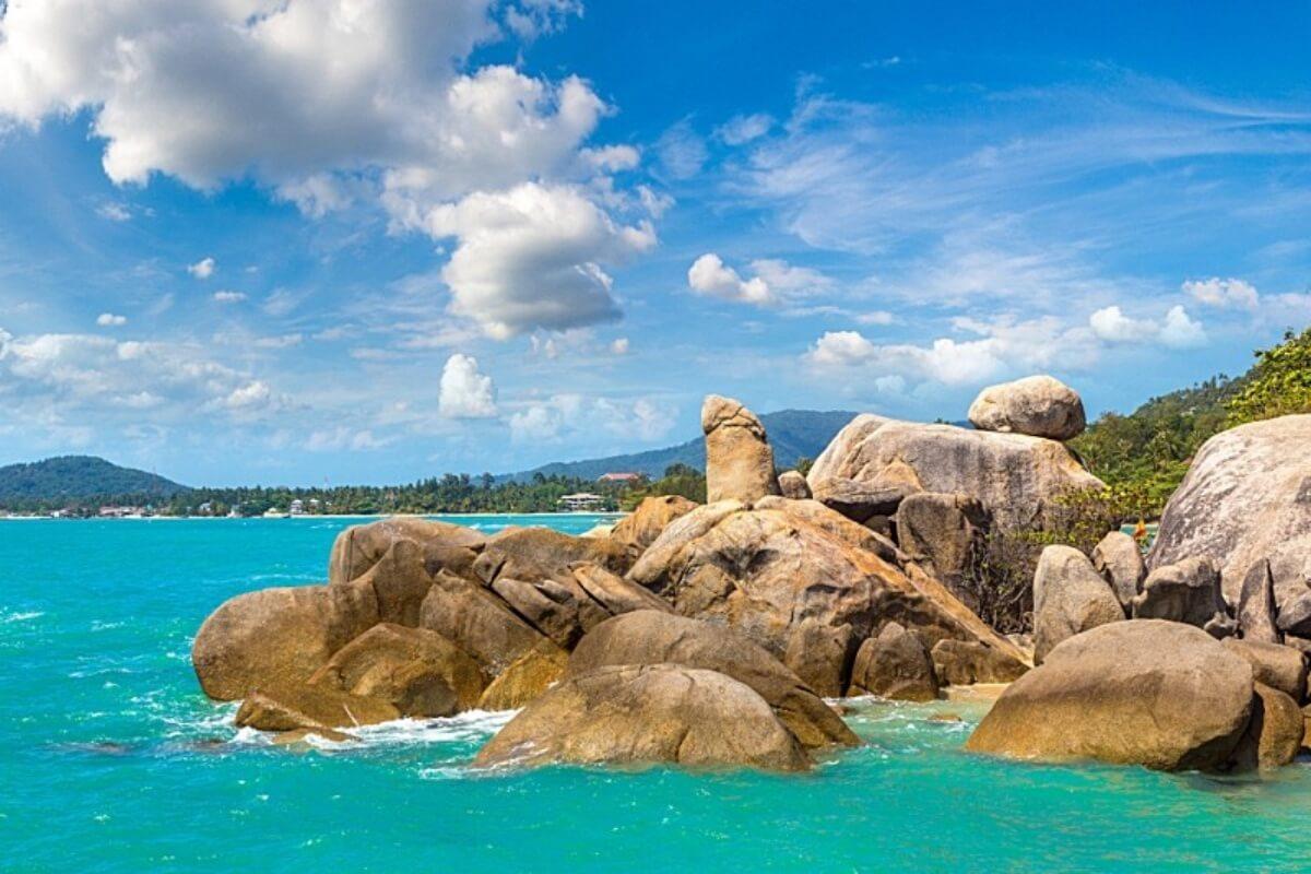 หินตาหินยาย เกาะสมุย จ.สุราษฏร์ธานี