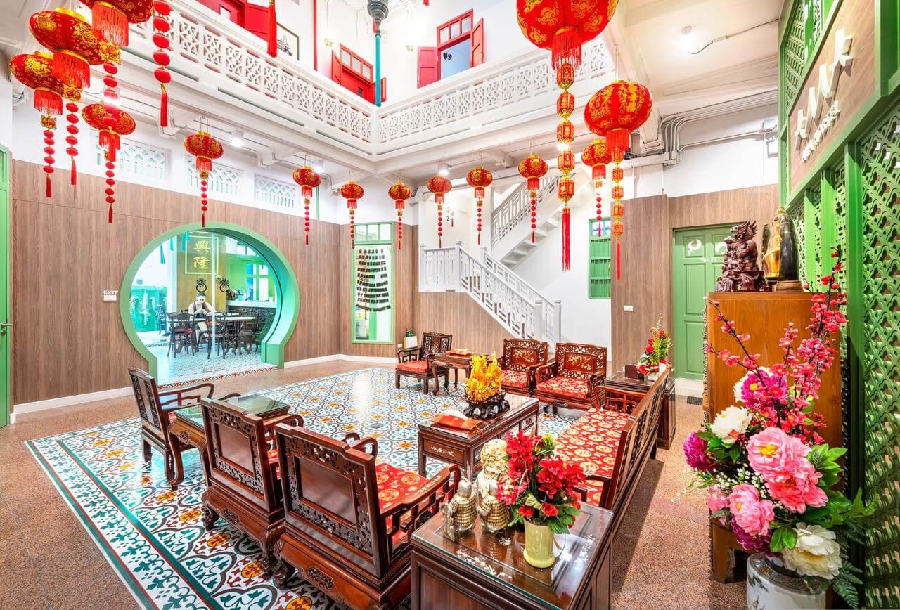 วิธีตกแต่งบ้านให้เป็นมงคลแบบชาวจีน