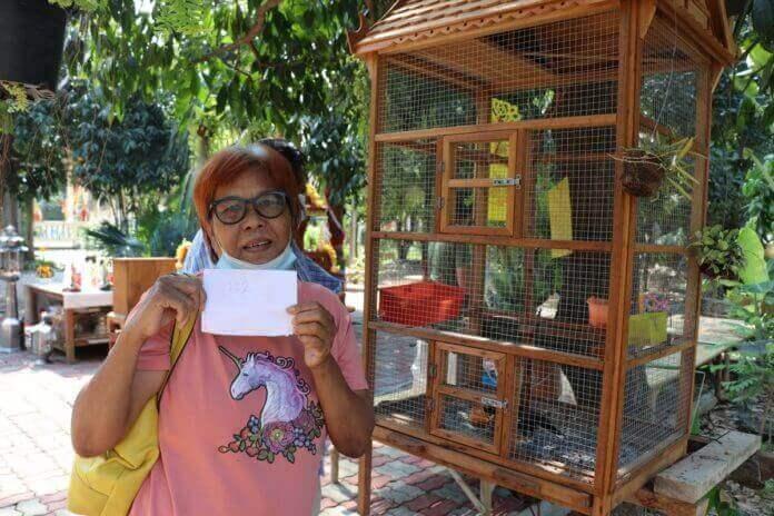 คุณยาย วัย 64 ปี ชาวอำเภอโพธิ์ทอง ถูกหวยงวด 1 มีนาคม 2564
