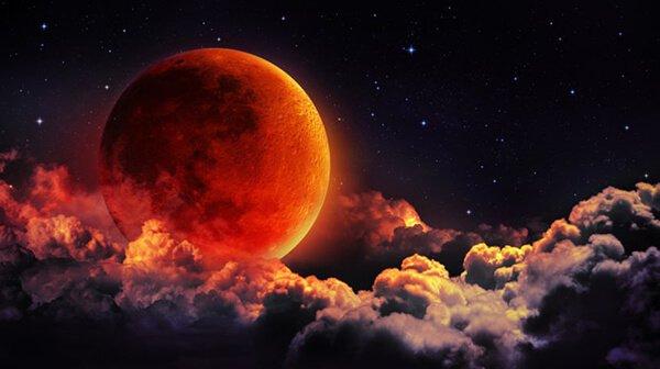 พระจันทร์สีเลือด