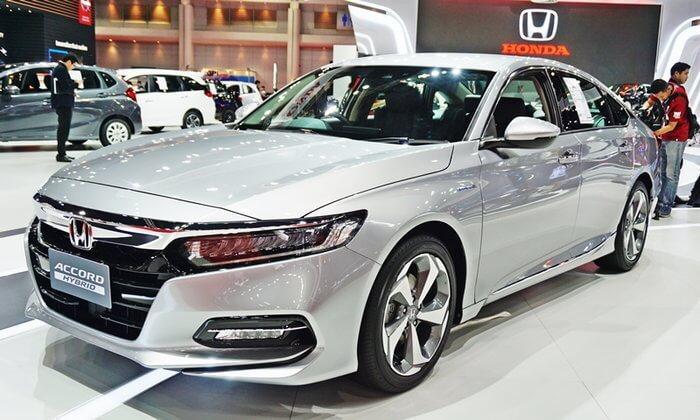 รถยนต์ honda Accord