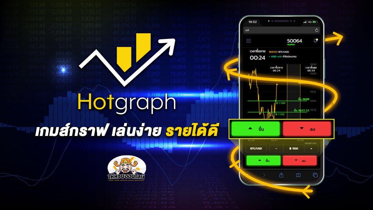 image-Hotgraph เกมส์กราฟบิทคอยน์ เล่นง่าย เอาใจสายเทรด