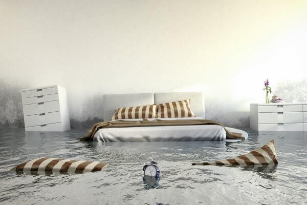 เตียงลอยน้ำ
