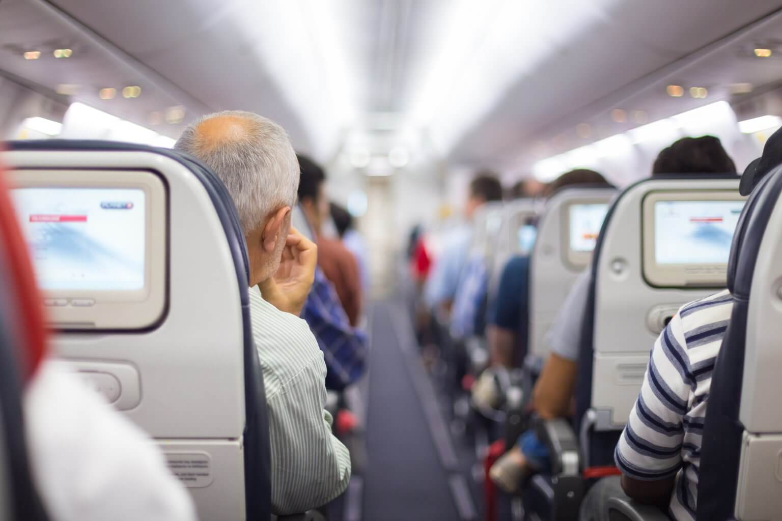 ผู้โดยสารเครื่องบิน